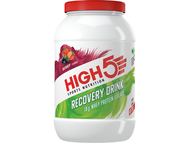 High5 Recovery Drink Tub 1,6kg, Berry